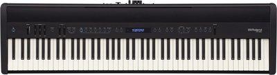 ☆金石樂器☆ Roland FP-60 耶誕節特惠供應 歡迎洽詢 保證最優惠 88鍵 電鋼琴 數位鋼琴 FP 60 B