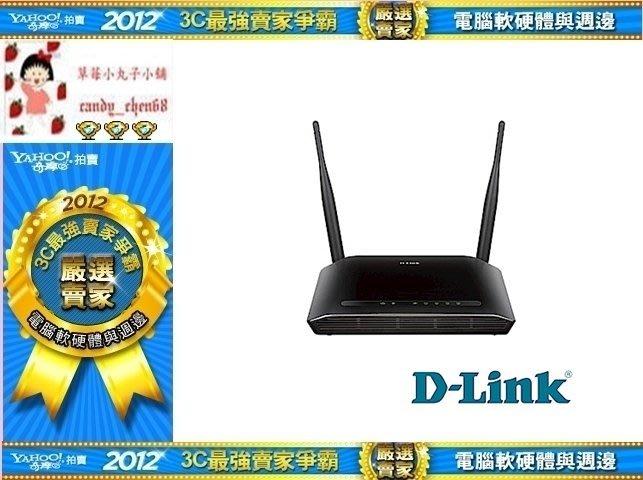 【35年連鎖老店】D-LINK Wireless N300 無線寬頻路由器DIR-612有發票/3年保固/