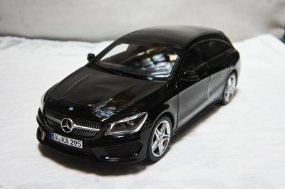 【現貨特價】1:18 Norev Mercedes Benz CLA Shooting Brake X117 ※全可開※
