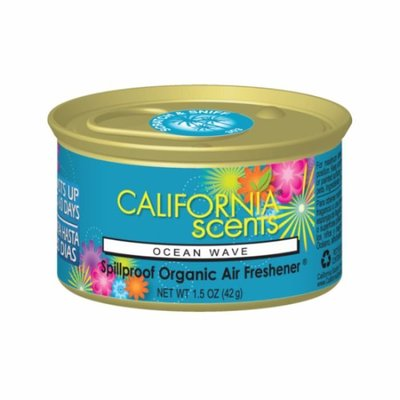 (I LOVE 樂多) 台灣公司貨 California Scents 加州淨香草 加州芳香罐 海浪
