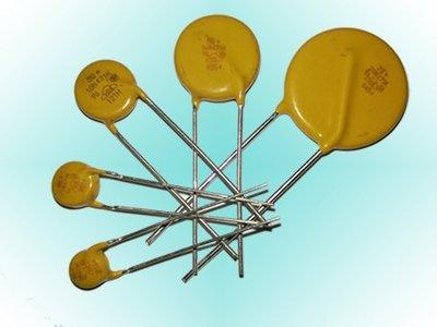 《保捷商城》Varistor 直徑7mm 240-820V (10個30元、突波吸收器、突波抑制器、保護元件、台灣品牌)