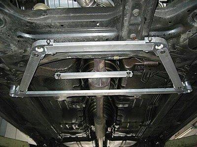 CS車宮車業 SPR 前下結構桿 (2隻) 三菱 GRUNDER