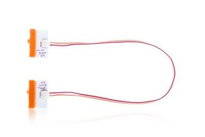 美國 littleBits 零件 (wire):  wire (8折出清)