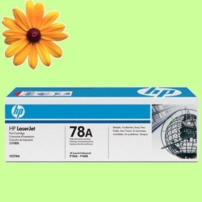 5Cgo【權宇】HP CE278A CE278A 278 黑色 原廠碳粉匣 適用 LJ P1566/P1606 含稅