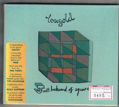 [鑫隆音樂]西洋CD-Just Backward of Square {NUDE17CD}/全新/免競標