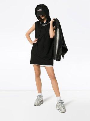 TEN PIECES x Rude  無袖 連帽  運動 休閒 連衣裙 洋裝