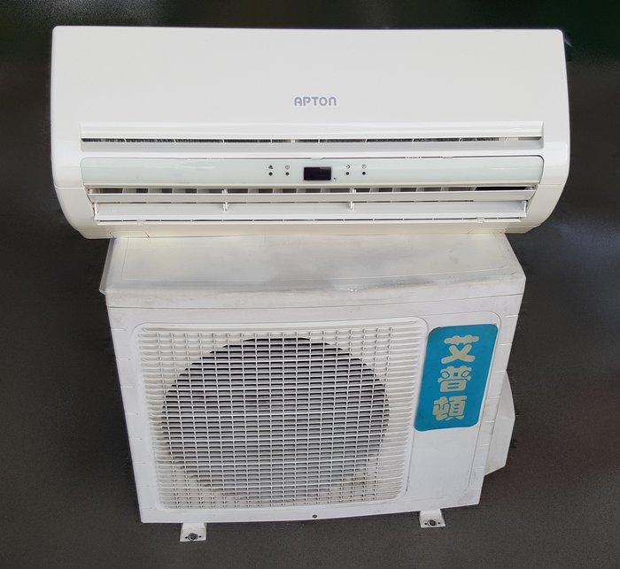 宏品二手家具館~中古傢俱電器拍賣 二手愛普頓1噸分離式冷氣機* 窗型冷氣空調* 台中二手家電拍賣 冰箱 電視買賣台北彰化