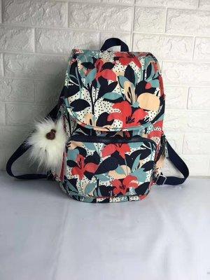 Kipling新品city packs功能後背包 肩背/旅行後背包/側背包/後背包