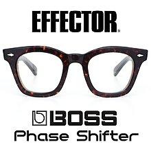 EFFECTOR X BOSS PHASE SHIFTER 眼鏡 NUMBER NINE BLACK 泰八郎 moscot visvim wtaps 金子