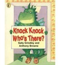 【單書】KNOCK KNOCK WHO'S THERE?by Anthony Browne