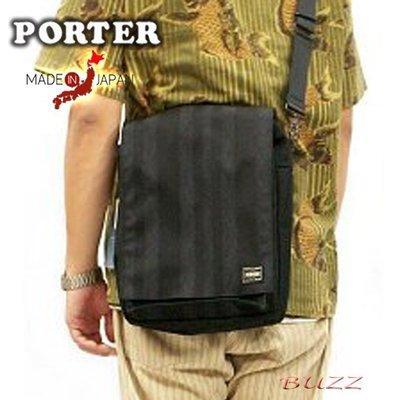 巴斯 日標PORTER屋- 預購 PORTER TANGO BLACK 斜背-肩背包 638-07639