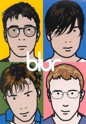 ##90  全新進口DVD  blur: the best of