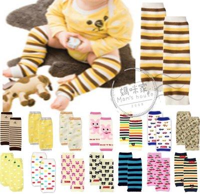 媽咪家【C019】C19寶寶襪套 針織...