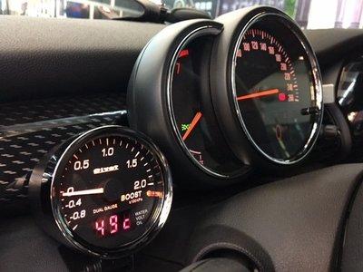 *E-MiNi* BMW MINI F54 F55 F56 F60 JCW 2AT F45 水溫 油溫 渦輪錶