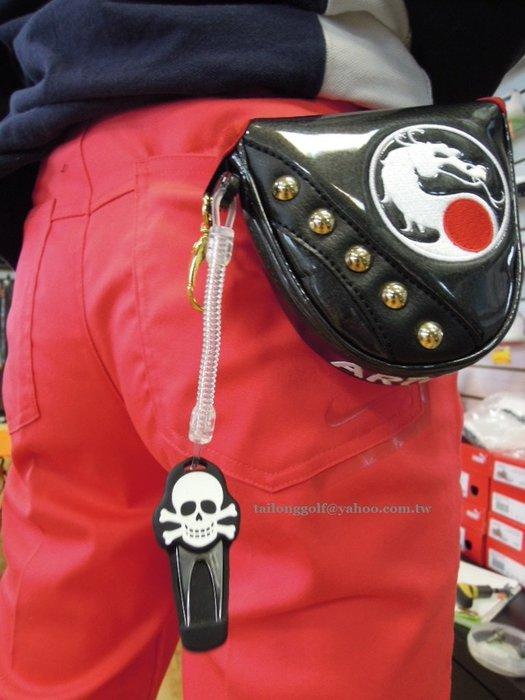 日本原裝進口 DAIYA 高爾夫補草器&桿套夾&手套夾 獨特造型 協助您在果嶺上的小幫手