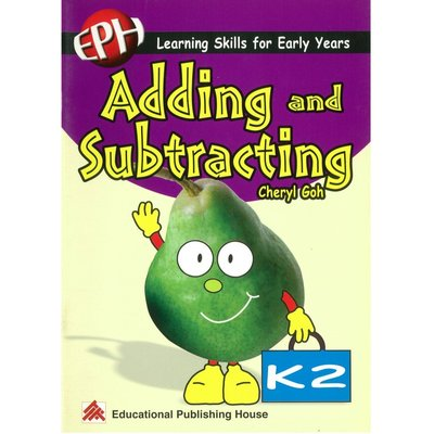 Pre-school Learning Skills for Early Years Add&Subtract(K2)