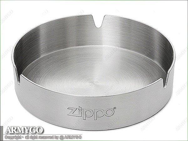 【ARMYGO】ZIPPO原廠不鏽鋼桌上型煙灰缸 NO.121512