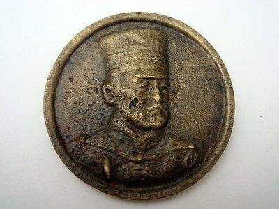 【timekeeper】 1860年代美國南北戰爭時期將領銅章(免運)