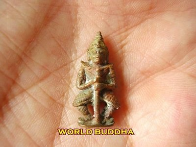 泰國佛 衪屈術温(護法鬼王)佛牌 護身符 2535 屈蘇得 Wat Suthat WORLD_BUDDHA Amulet