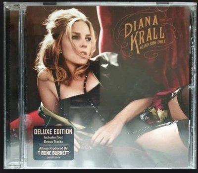 歐版CD《戴安娜克瑞兒》美麗情挑17首豪華版 /DIANA KRALL Glad Rag Doll( Deluxe Ed