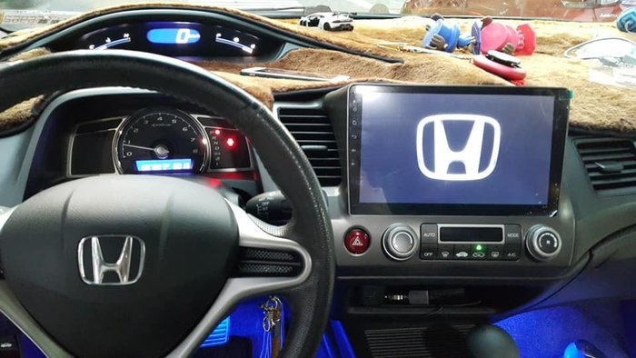 HONDA 8代喜美 K12 CIVIC 專用10吋~安卓上網主機*導航*藍芽*YouTube*網路電視*線上音樂*追劇