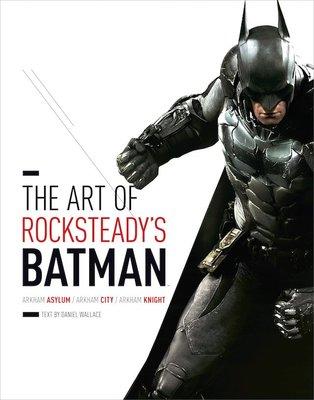 【布魯樂】《絕版品代尋》[美版書籍]《蝙蝠俠:阿卡漢》電玩畫集 Rocksteady's Batman: Arkham