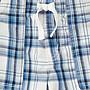 【B& G童裝】正品美國進口 Crazy8  Pull-On Plaid Short 藍白格子短褲2yrs