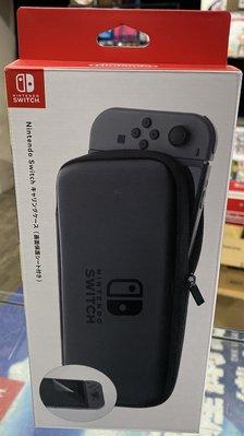NS 任天堂 原廠 Nintendo Switch 攜行包 黑色 含 螢幕保護貼 全新品【士林遊戲頻道】
