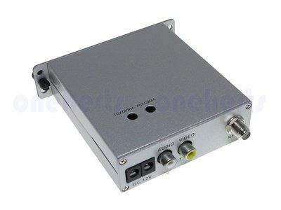 MAV-100DM DeModulator 解調變主機 路口監控 解頻道機 選台器 大樓 飯店監視器 路面