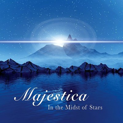 音樂居士*長笛演奏家 Majestica - In the Midst of Stars 在星光之中*CD專輯