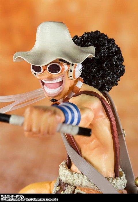 海賊王 20周年 動畫版模型 十人草帽團 騙人布