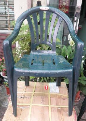 【品特優家具倉儲】284-08餐椅塑膠椅海灘椅歐式椅CH-25
