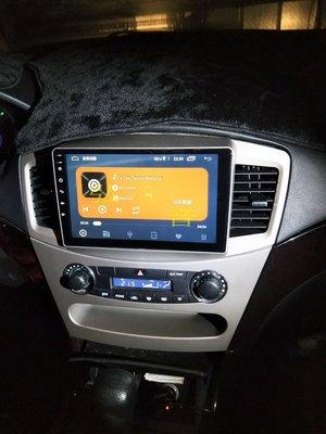 三菱 MITSUBISHI Grunder Android 安卓版觸控螢幕主機 導航/USB/藍芽音樂/倒車