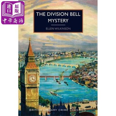The Division Bell Mystery (British Library Crime Classics) 英