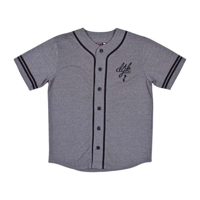 [CABA'S滑板店] DGK SCHOOL YARD BASEBALL │滑板 品牌 棒球衫