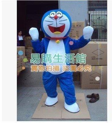 哆啦A夢 叮當貓 卡通人偶服裝 行走玩偶服裝 卡通服裝 機器貓 哆啦a夢人偶服