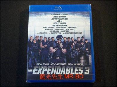 [藍光BD] - 浴血任務3 The Expendables 3 ( 威望公司貨 )