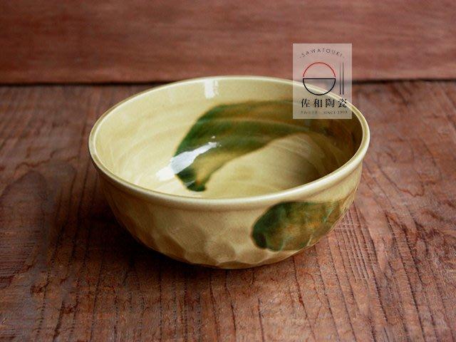 +佐和陶瓷餐具批發+【XL071121-2黃釉5吋缽-日本製】日本製 碗缽 餐具 湯碗 5吋缽 食器