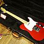 【現代樂器】Fender Standard Telecaster 紅色款 電吉他 墨西哥廠
