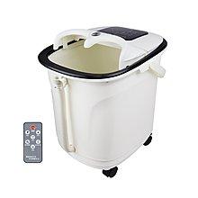 免運費 勳風 全蓋式SPA 遙控 電動按摩足浴機/健康泡腳機/按摩泡腳機/足浴機/泡腳機 HF-G6018