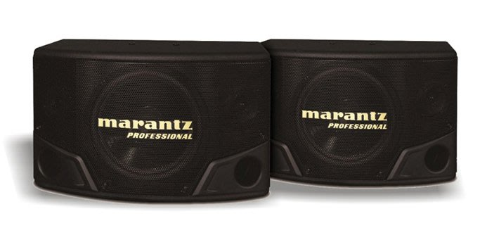 日本 MARANTZ MKS-990 首選專業卡拉OK喇叭