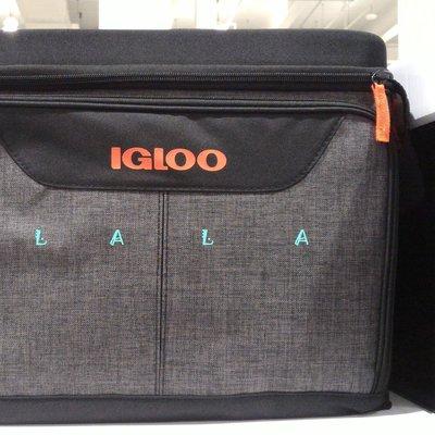 IGLOO 軟式摺疊保溫肩背袋/保冷袋COSTCO好市多代購
