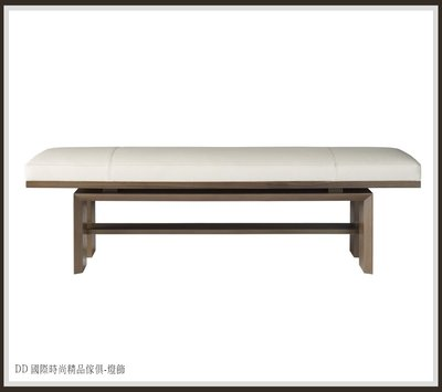 DD 國際時尚精品傢俱-燈飾 baker Baker Living Room Bench Pre(復刻版)訂製 餐椅