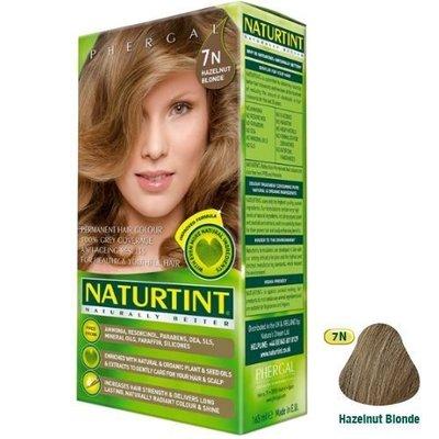 【seven健康小舖】【Naturtint 赫本染髮劑】 ~(7N亞麻淺棕色)