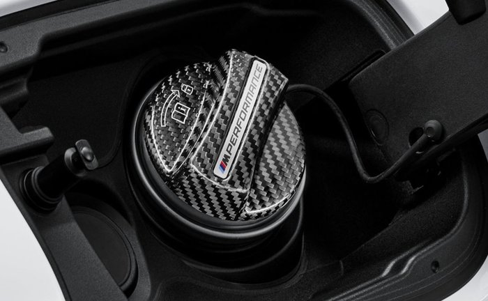 【樂駒】 BMW M Performance 碳纖維油箱蓋飾板 F95 F96 F97 F98
