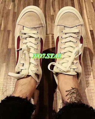 Vans Style 36 Old Skool  經典 麂皮 帆布 米白 紅 藍 兩色 GD 權志龍 短頭 男女鞋