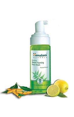 [綺異館]印度喜馬拉雅 苦楝潔面慕絲 150ml 泡沫細緻 purifying neem foaming fw