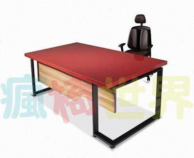 《瘋椅世界》OA辦公家具全系列 訂製造型主管桌 (工作站/工作桌/辦公桌/辦公室規劃)28