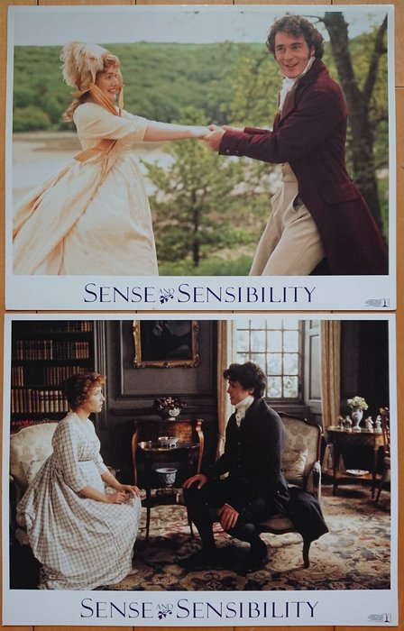 理性與感性(Sense and Sensibility) - 李安 Ang Lee - 美國原版電影劇照 (1995年)
