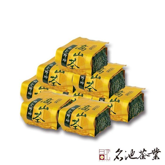 【名池茶業】花露 - 頂級手採梨山金萱烏龍 (75g x8 / 附贈提袋x1)